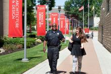 NJIT Public Safety Escort Service
