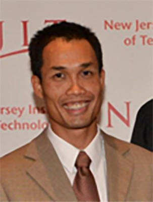 Ph.D. candidate Ha Pham wins a Graduate Student Award from the New Jersey Inventors Hall of Fame