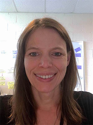 Megan Litwhiler Ph.D. '15, Biology