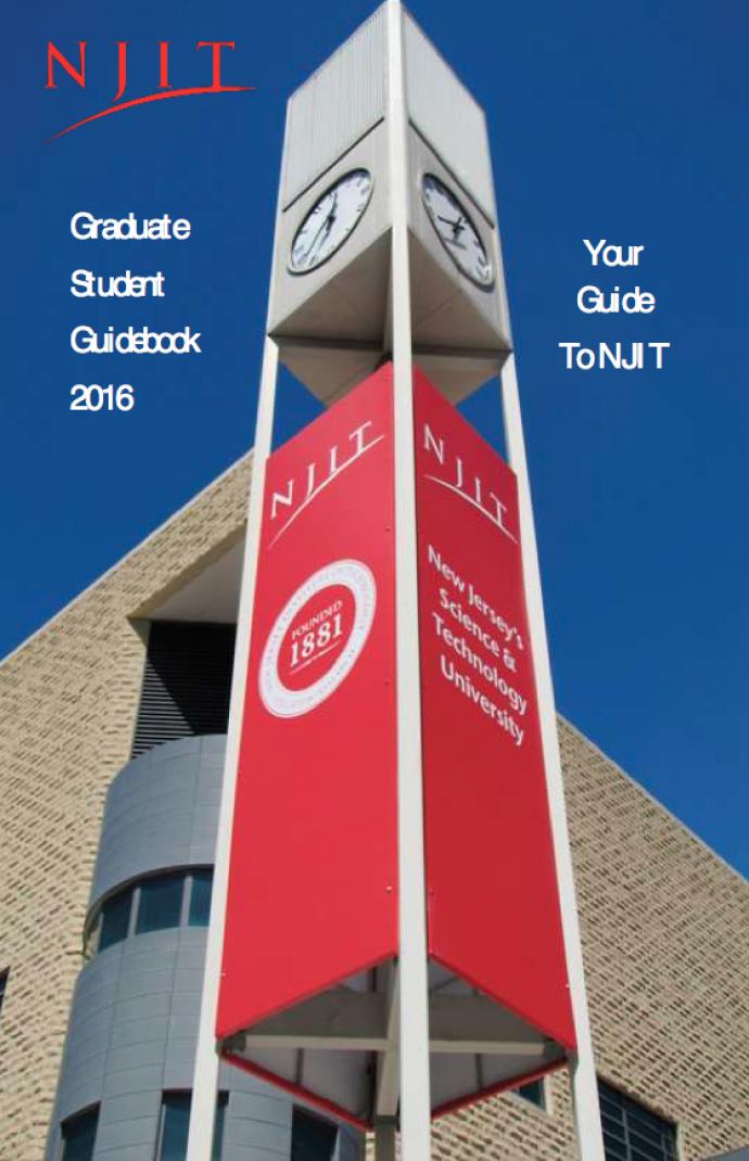 Graduate Student Guidebook